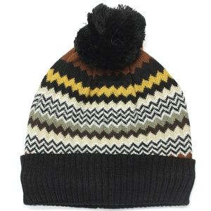 Missoni Colore Zig Zag Winter Beanie NWT Target